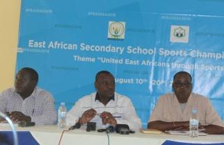 Rwanda Is Ready to Host 2018 FEASSSA Games-Minister Munyakazi