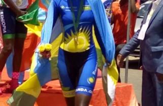 African Continental Road Champs: Mugisha Wins U23 ITT, Tuyishimire third
