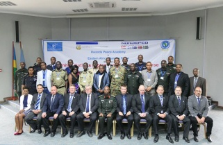 Peacekeepers Trained On How to Prioritise Civilians Interests
