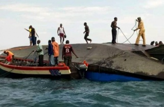 Kagame Mourns Victims of Tanzania Ferry Disaster