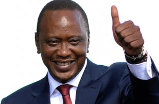 Uhuru Kenyatta Re-Elected with 98.26 % of the Votes