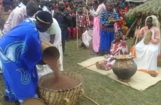 Umuganura Celebration: Rwandans Return to their Tradition