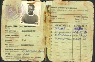 The Passport To Death: Story Of Rwanda's Notorious ID