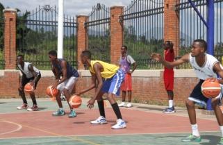 Rwanda Opens Basketball Academy
