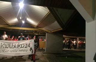 Rwandan Community in Costa Rica Hold Kwibuka24