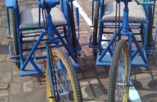 Made in Rwanda Wheelchair: Habanabakize Vows to Stop Imports
