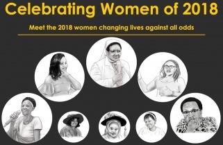 Celebrating Rwandan Women of 2018
