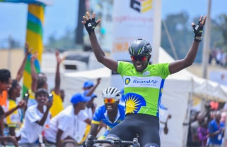 Areruya Wins back Tour du Rwanda Yellow Jersey