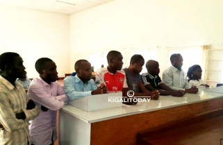 Armed Group Suspects Appear Before Court