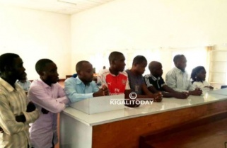 Eight Suspects in Rebel Group Case Remanded