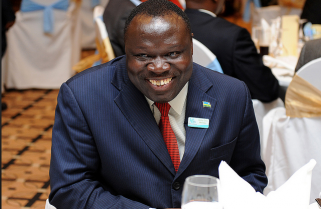 Rwanda's Christophe Bazivamo joins EAC Secretariat