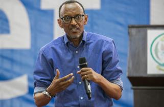 Kagame Dismisses Talk of 'Cosmetic' Development