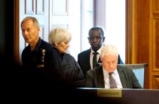 Swedish Attorney Hands over Compensation to Genocide Survivors