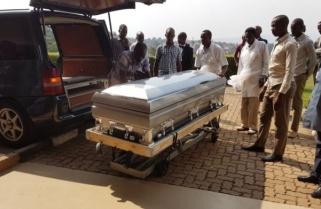 End of Era as Body of Ex-Rwanda King Arrives Home