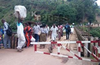 Rusizi-Bukavu Border Reopens