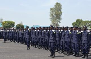 Hundreds of Police cadets graduate