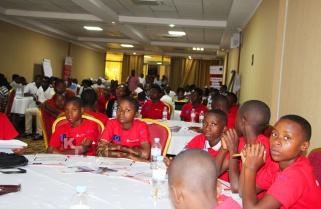 How Rwandan Children Influence District Budgets