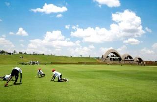 Gahanga Cricket Oval Inauguration Guests to take Part in Umuganda