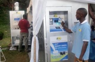 Student Produces 'Smart Milk Machine'