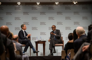 'Western Democracy' Doesn't Fit All – Kagame