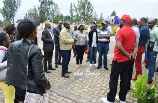 Rwanda Diaspora Pledge More Support To Their Communities As They Head Back