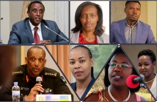 Who Is Who Among The Newly Appointed Ministers