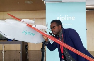 Rwanda Introduces Drones to Deliver Supplies to Farmers