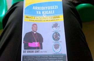 Long Serving Kigali Archdiocese Monsignor Ntihinyurwa Bows Out