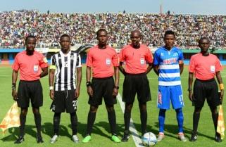 Rwandan Referee Louis Hakizimana off to Morocco for Training