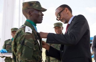 President Kagame Decorates 478 Cadet Officers