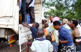 Return of Rwandan Refugees in View of Fugitive's Son