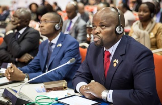 Rwanda showcases its evolution in ICT at the ITU summit in S. Korea