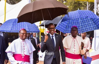 Kagame to Meet Catholic Leaders over Pope's 'Constructive' Discussion