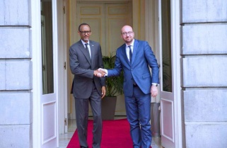 A Quick Scan of Belgium and Rwanda
