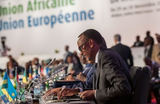 Kagame Wants Africa & Europe to Jointly Solve Migrants Crisis