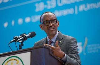 Kagame Highlights Drug Abuse Among Youths