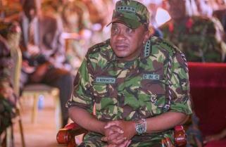 Uhuru Kenyatta to Swear-in Next Week