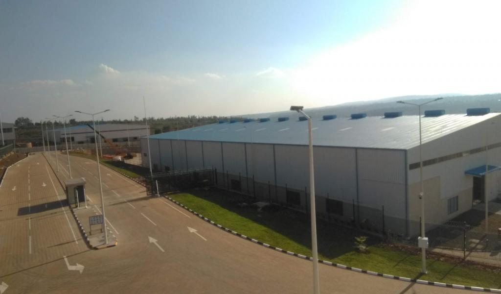 Rwanda's Inland Port to Open in January