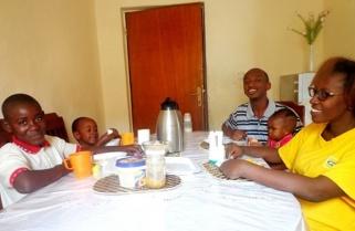 How Some Rwandans Enjoy Christmas