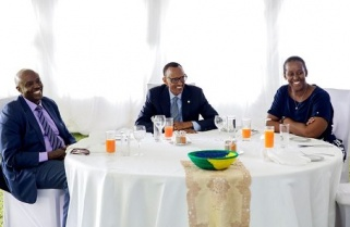 Kagame Explains Rwanda's Foreign Policy To Diplomats