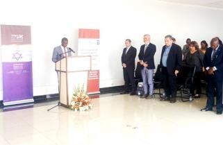 Israelis And Germans In Rwanda Honour Holocaust Victims