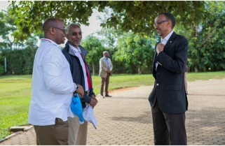 Kagame's Answer On 3rd Term Might Be Christmas Gift