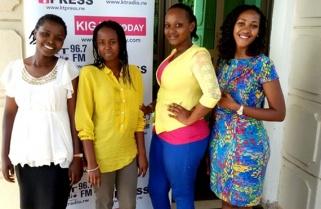 Battle For Rwanda's Most Innovative Girl Begins