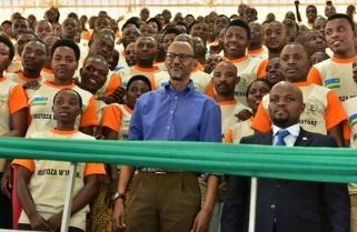 Kagame: Rwanda Will Never Be Branded 'Small Failed Nation' Again