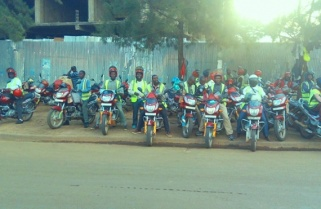 Moto-taxi Operators Furious As GT Bank Threatens To Auction Rwf150m Property