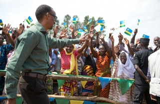 Kagame dismisses U.S. comments over 2017 run