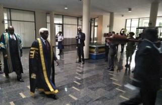 Martin Ngoga Elected New EALA Speaker