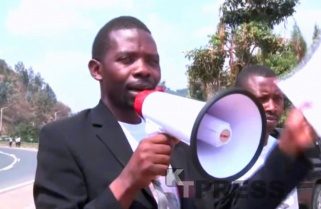 Former Presidential Candidate Mpayimana releases Xmas Song