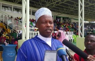 Rwandan Muslims Condemn Terrorism In the Name of Islam