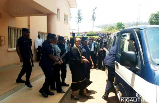 Court Turns Down Prosecution's Request to Seperate Rwigaras Case